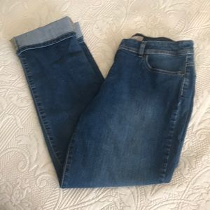 Chico's capri jeans